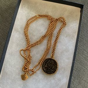 ALEX AND ANI vintage sixty-six necklace